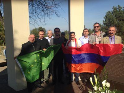 О чем договорились армяне и черкесы в Ереване